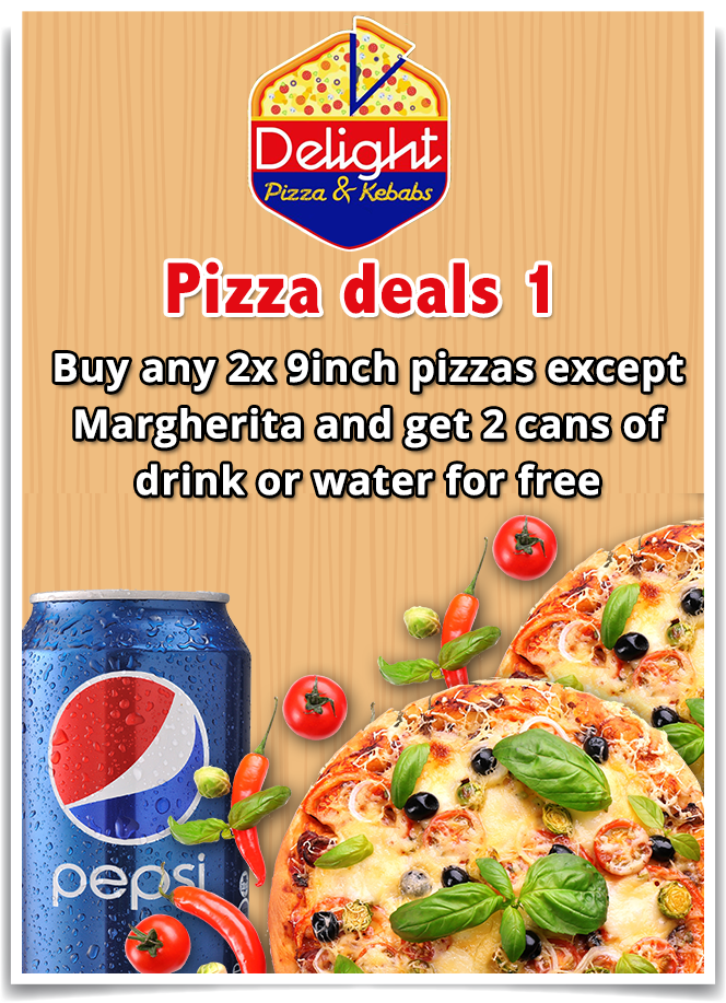 Delight Pizza And Kebab House Delight Pizza And Kebab