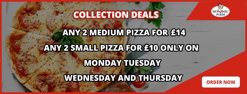 Dominic Pizza Dominic Pizza York York Takeaway Order Online