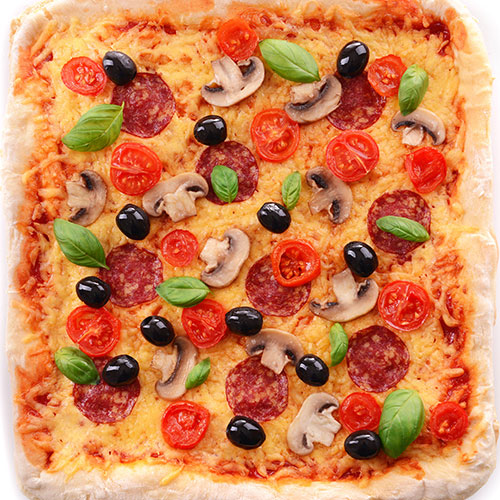 Square Pizza Square Pizza Wakefield Takeaway Order Online