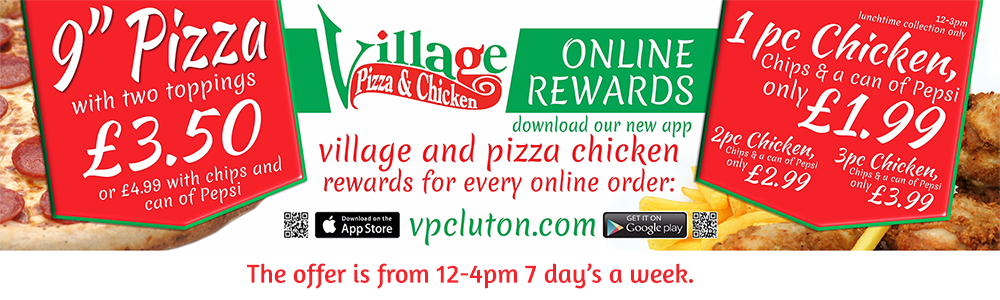 Village Pizza And Chicken Village Pizza And Chicken
