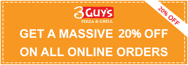 3 Guys Pizza Grill 3 Guys Pizza Grill Newcastle Upon