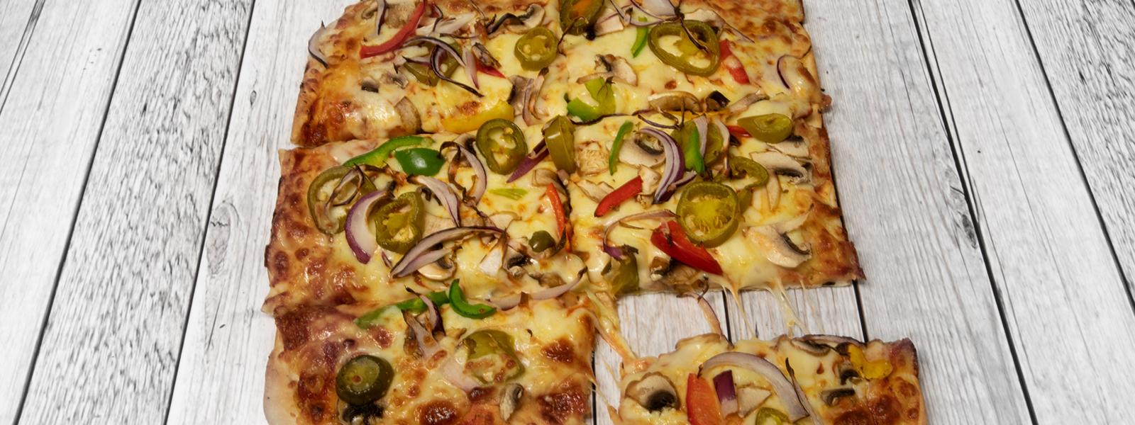 Fancy Pizza Fancy Pizza Cardiff Takeaway Order Online