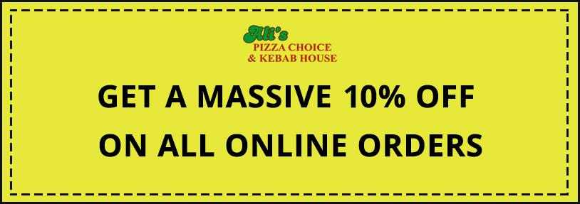 Alis Pizza Choice Kebab House Alis Pizza Choice