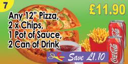 Pizza King Pizza King Ripley Derbyshire Takeaway Order