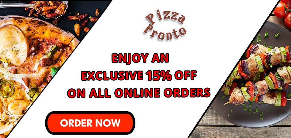 Pizza Pronto Pizza Pronto Sheffield Takeaway Order Online