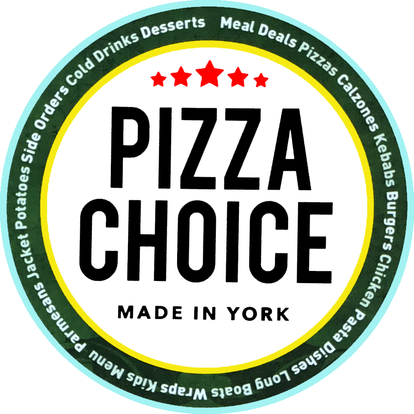Pizza Choice Pizza Choice York Takeaway Order Online