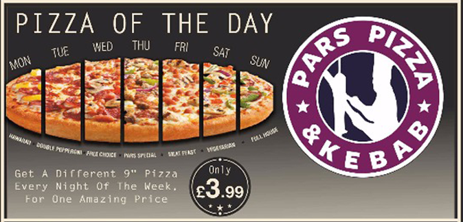 Pars Pizza And Kebab Pars Pizza And Kebab Brierley Hill