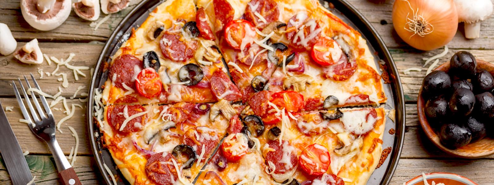 Nefs Pizza Chicken Kebab Nefs Pizza Chicken Kebab