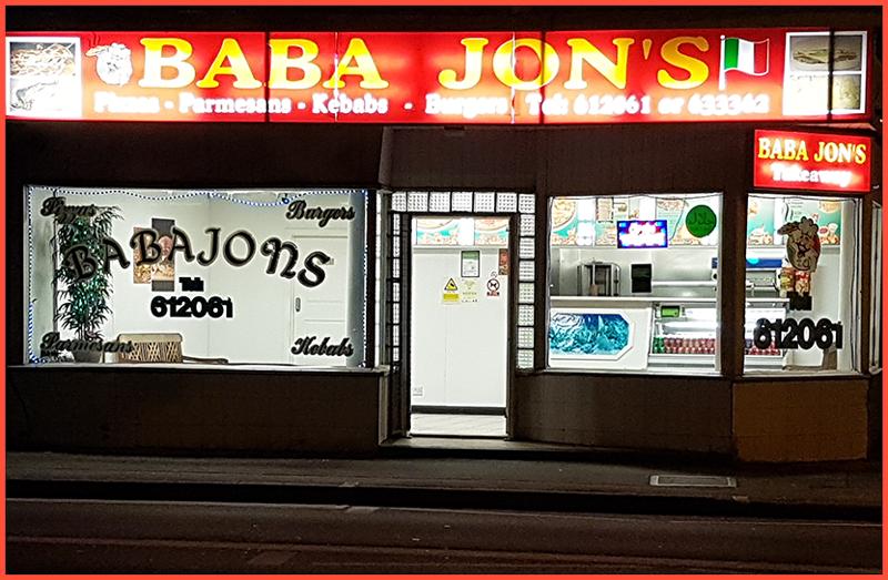 Baba Jons Baba Jons Stockton On Tees Cleveland