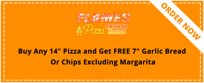 Flames Pizza And Kebab House Flames Pizza And Kebab House
