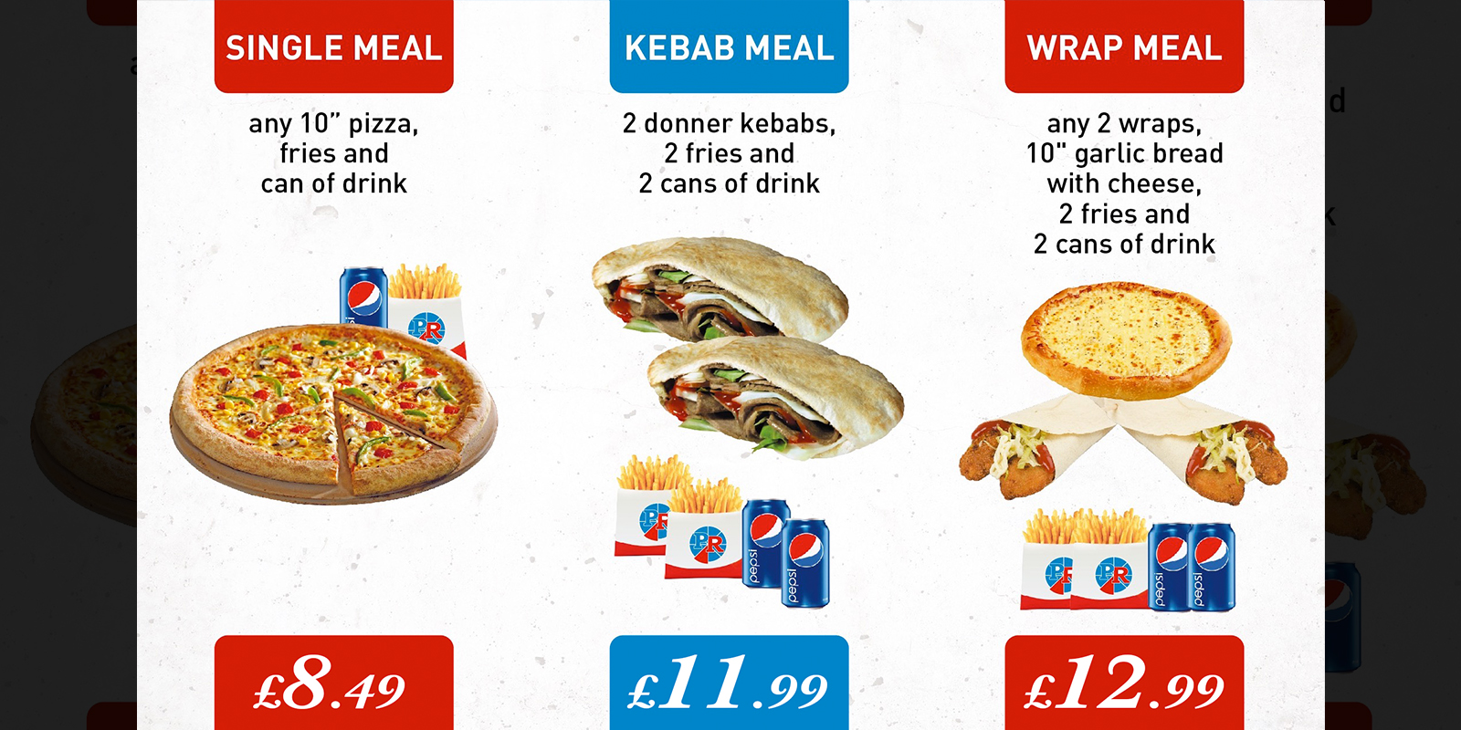 Pizza Rome Pizza Rome Liverpool Takeaway Order Online
